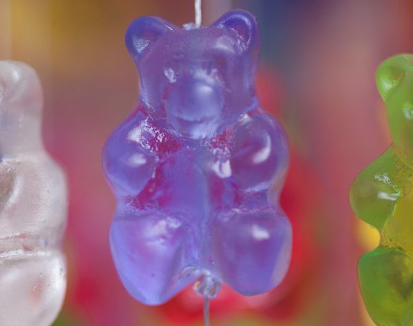Gummy Bears Chandelier5