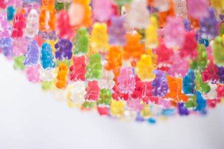 Gummy Bears Chandelier8