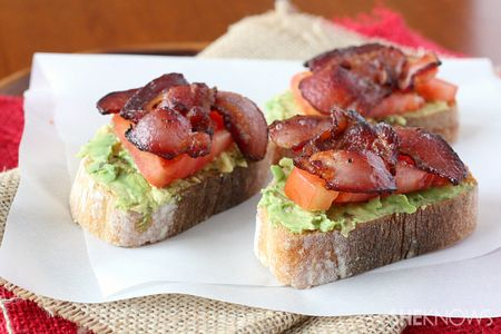 avocado-bacon-and-tomato-toast