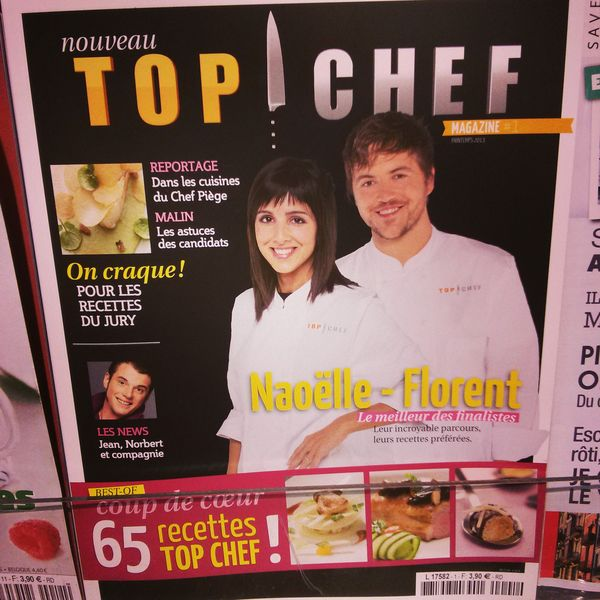 MAG TOP CHEF