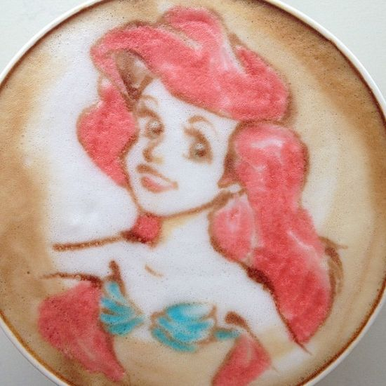 ariel-coffee-art