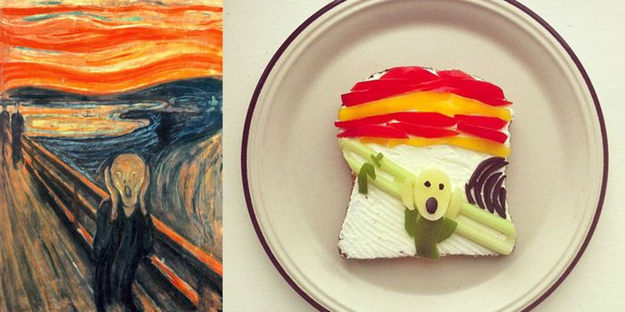 16 food art ida frosk Le Cri