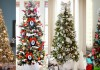 25 idées de sapin de noël : tendance déco beaux sapins de noël