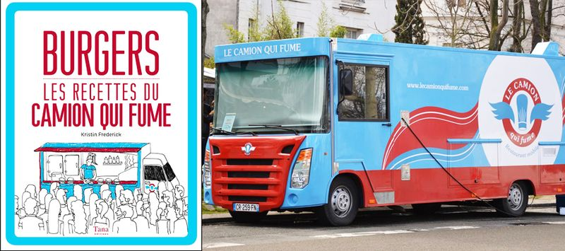 Food Truck Le Camion qui fume