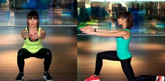exercices fitness video