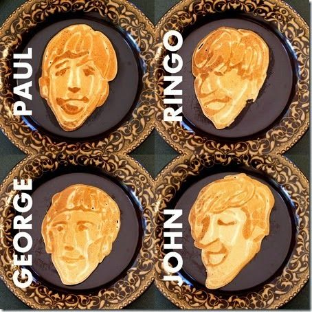 beatles-pancakes