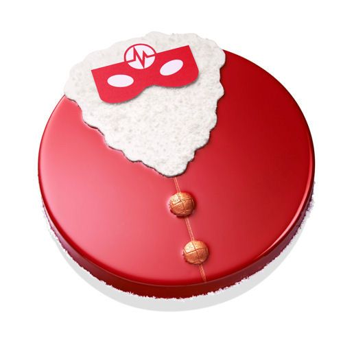 Fantastik Mr Kristmas de Christophe Michalak 2015