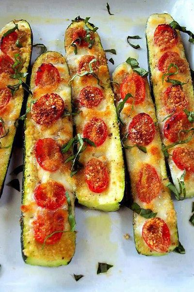 courgettes farciies