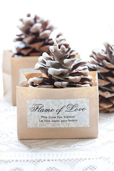 decoration mariage hiver