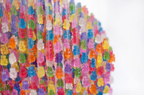 Gummy Bears Chandelier7