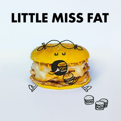 Little Miss Fat Burger @Fat and Furious Burger