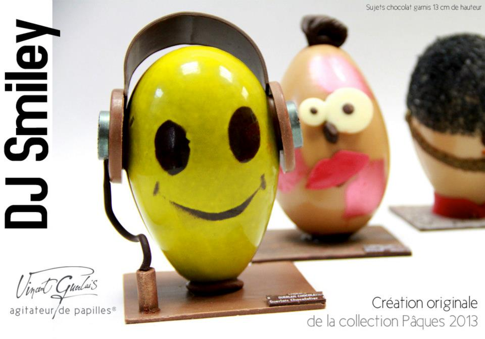 Dj Smiley par Vincent Guerlais
