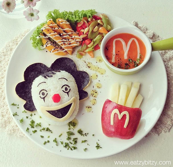 macdonald-food-art