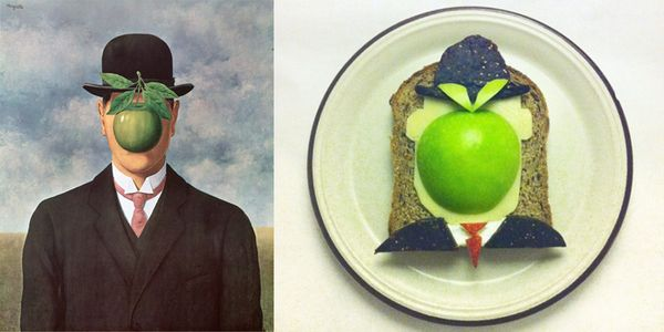 1Ida-Frosk-The-Art-Toast-Project1-magritte