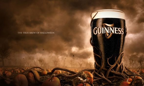 publicite-Guinness-the-true-brew-of-Halloween