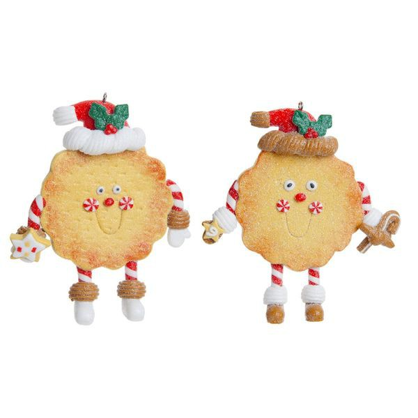 decoration noel gourmand bonhommes biscuits