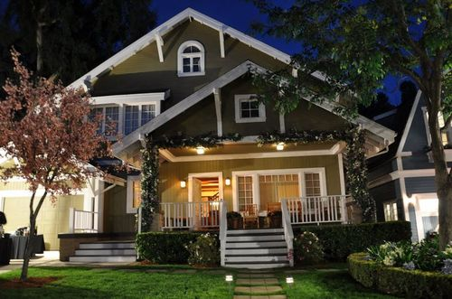 Maison de Katherine Mayfair dans la série Desperate Housewives