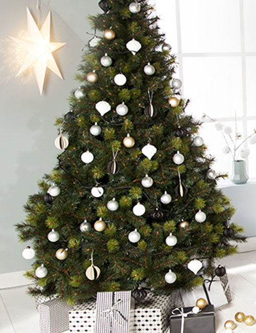 Image Ou Photo De Noel.Decoration Sapin De Noel 60 Idees Pour S Inspirer Je