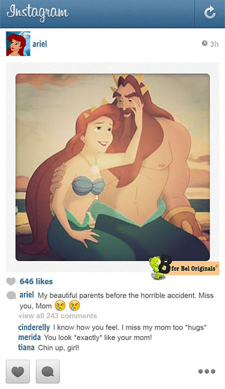 disney-princess-instagram-ariel