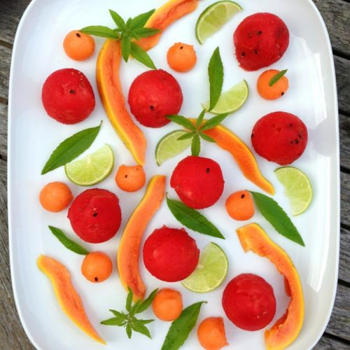 Summery Fruit Salad