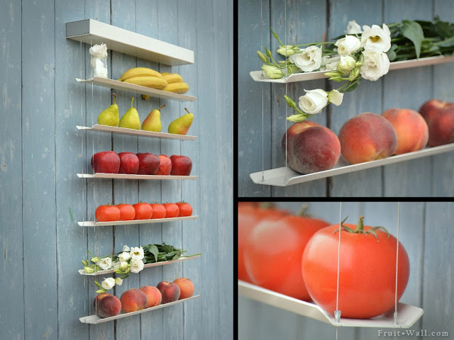 Fruit-Wall DESIGN