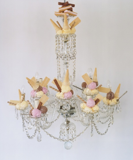 Tim Walker Ice Cream Cahndelier