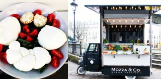 Food Truck Mozza & Co