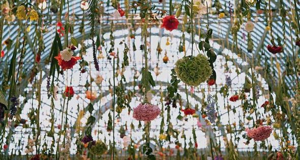 Rebecca Louise Law art flowers