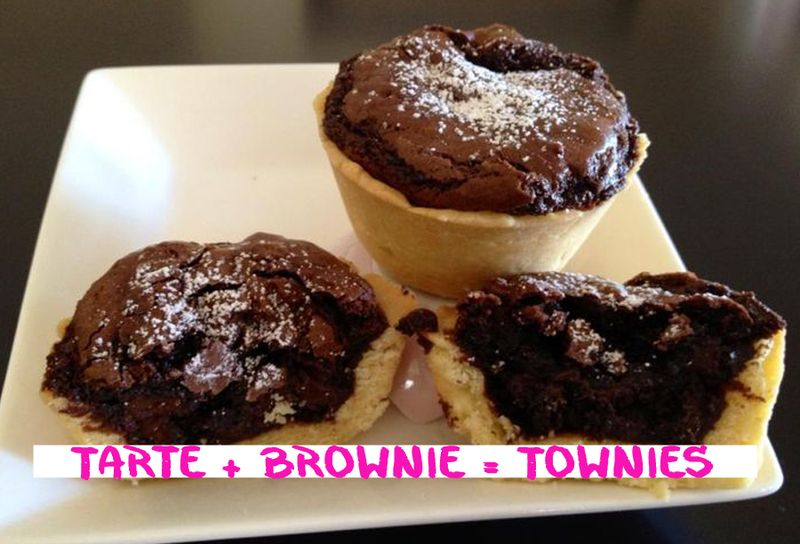 Tarte + Brownie = Townies