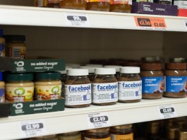 Web Popularity Products facebook nutella