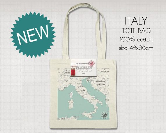 tote bag italy