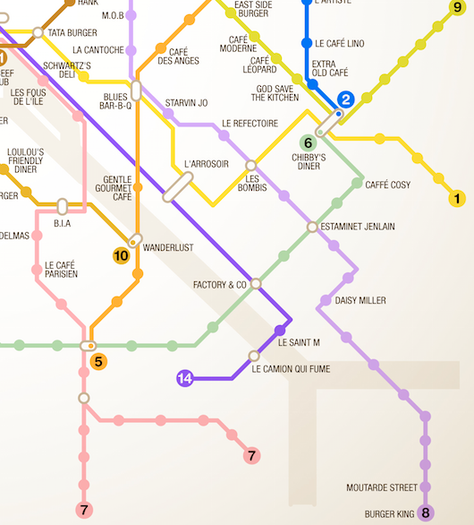 Paris-Metro-Burger-Map-Sud-Est