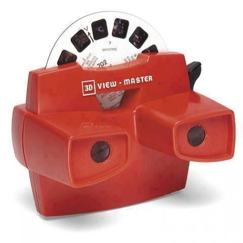 3d view master