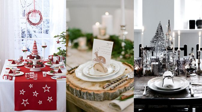 Video Pour Decorer Table De Noel