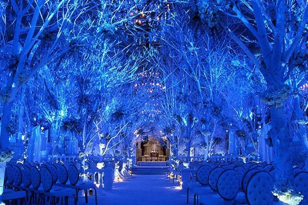mariage hiver neige